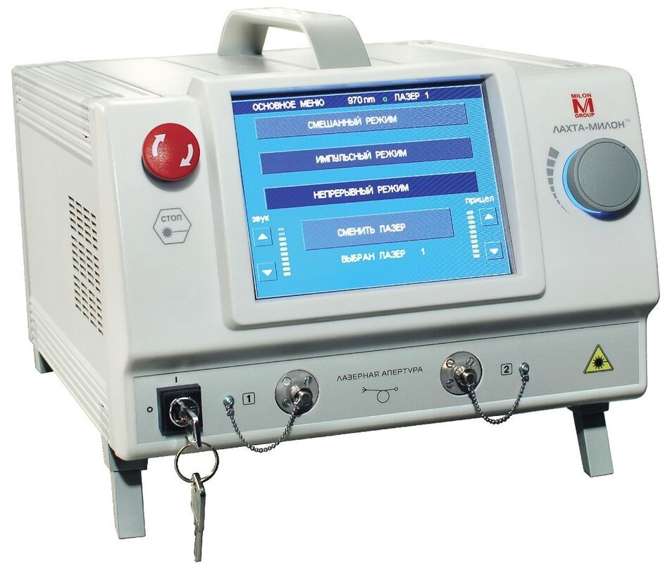 Медицинское оборудование Милон Лазер Хирургический лазер Touch screen - фото 1