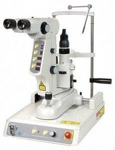 Медицинское оборудование Dixion Офтальмологический лазер LPULSA SYL-9000 Premio - фото 1