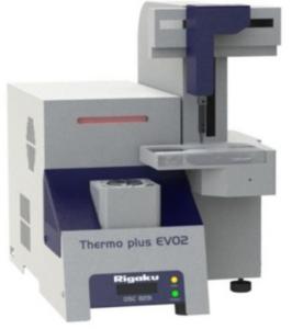 Лабораторное оборудование Rigaku Дифференциальный сканирующий калориметр DSC 8271 - фото 1