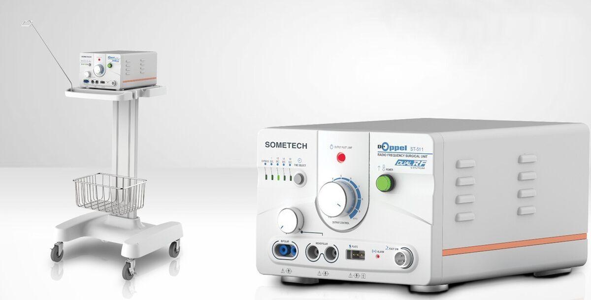 Медицинское оборудование Sometech Аппарат электрохирургический высокочастотный Dr.Oppel ST511 - фото 1