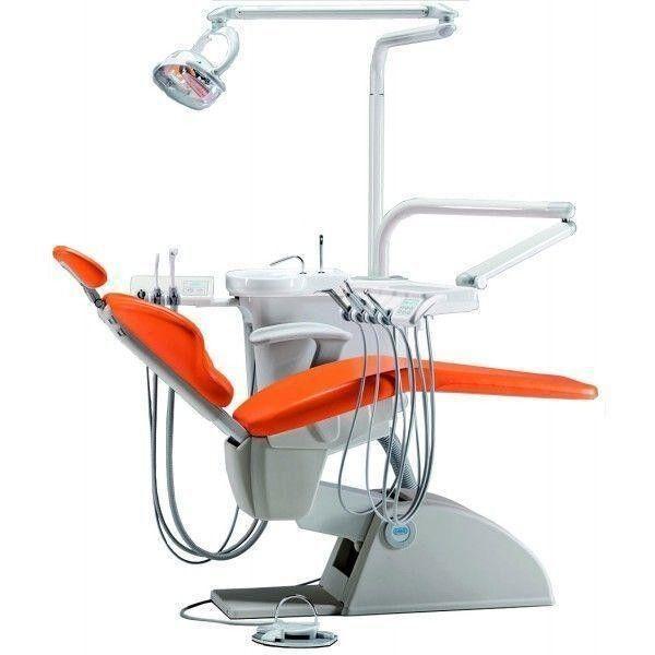 Стоматологическое оборудование OMS Стоматологическая установка Tempo PX New нижняя подача - фото 1