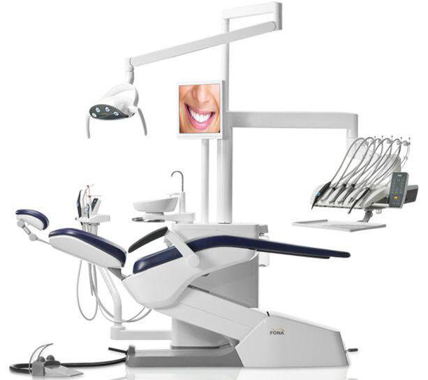 Стоматологическое оборудование FONA Dental s.r.o. Стоматологическая установка FONA 2000L - фото 1