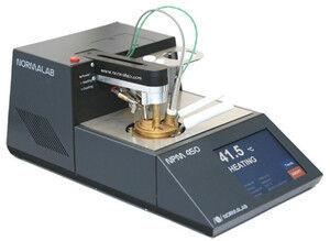 Лабораторное оборудование Normalab Автоматический анализатор вспышки NPM 450 - фото 1
