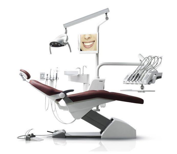 Стоматологическое оборудование FONA Dental s.r.o. Стоматологическая установка FONA 1000 S/SW - фото 1