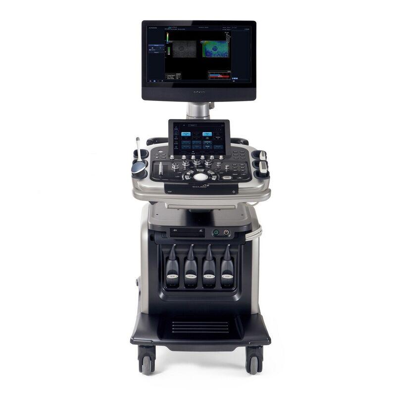 Медицинское оборудование Alpinion Экспертная ультразвуковая система E-Cube 15 - фото 1