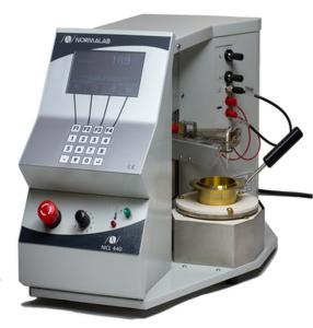 Лабораторное оборудование Normalab Автоматический анализатор температуры вспышки NCL 440 - фото 1