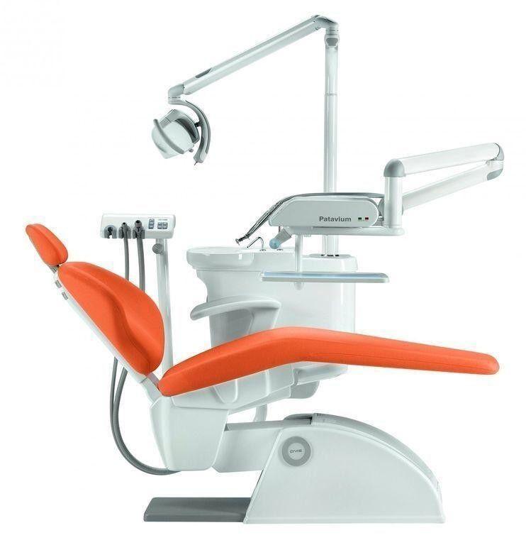 Стоматологическое оборудование OMS Стоматологическая установка Linea Patavium верхняя подача - фото 1