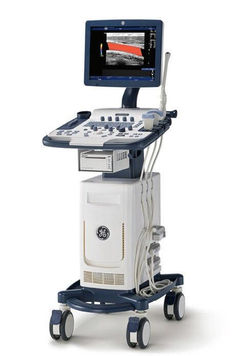 Медицинское оборудование General Electric УЗИ аппарат Logiq V5 Expert - фото 1