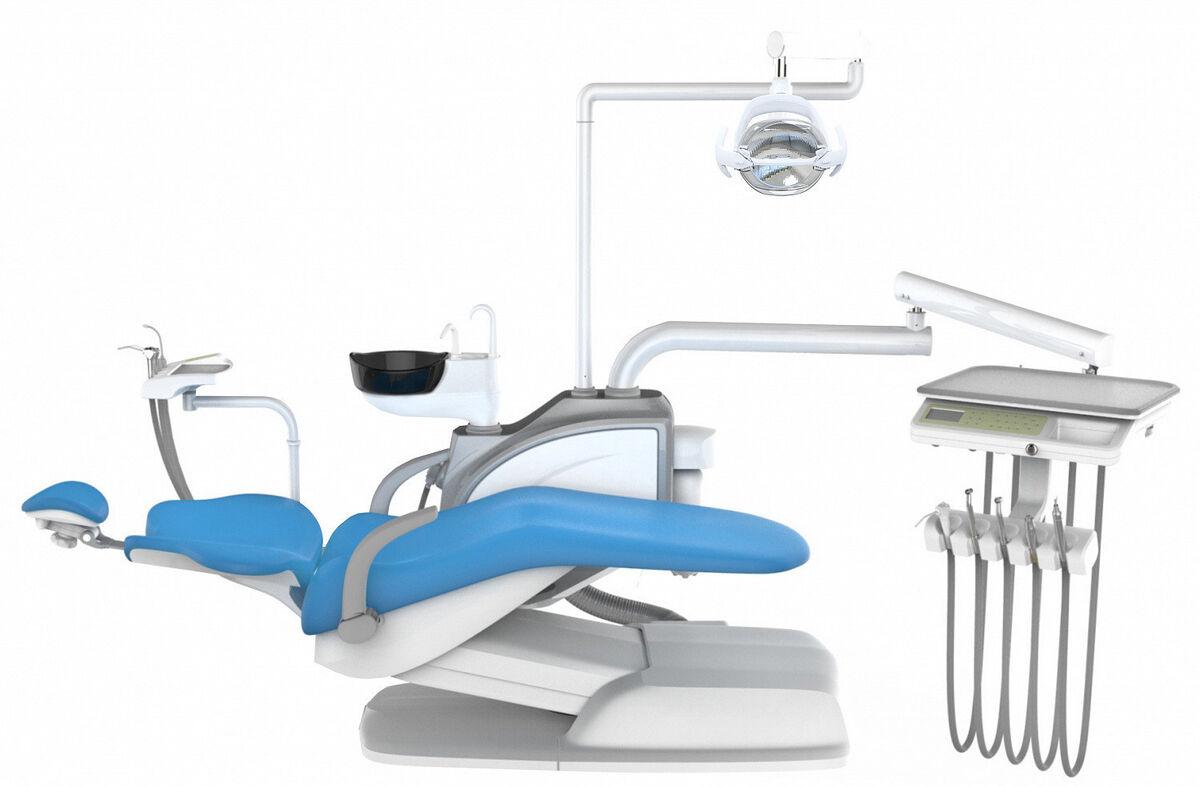 Стоматологическое оборудование Ajax Стоматологическая установка AJ 15 нижняя подача - фото 1