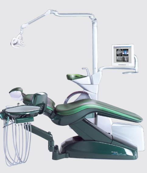 Стоматологическое оборудование J.Morita Стоматологическая установка Spaceline SEPTUS - фото 1