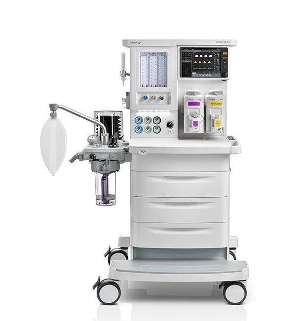 Медицинское оборудование Mindray Аппарат наркозно-дыхательный WATO EX-35 - фото 1