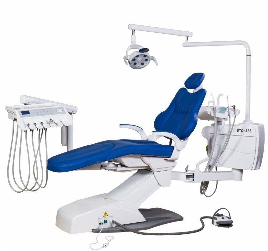 Стоматологическое оборудование BIOMED Стоматологическая установка  DTC-328 нижняя подача - фото 1