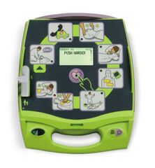 Медицинское оборудование Zoll Автоматический наружный дефибриллятор AED Plus