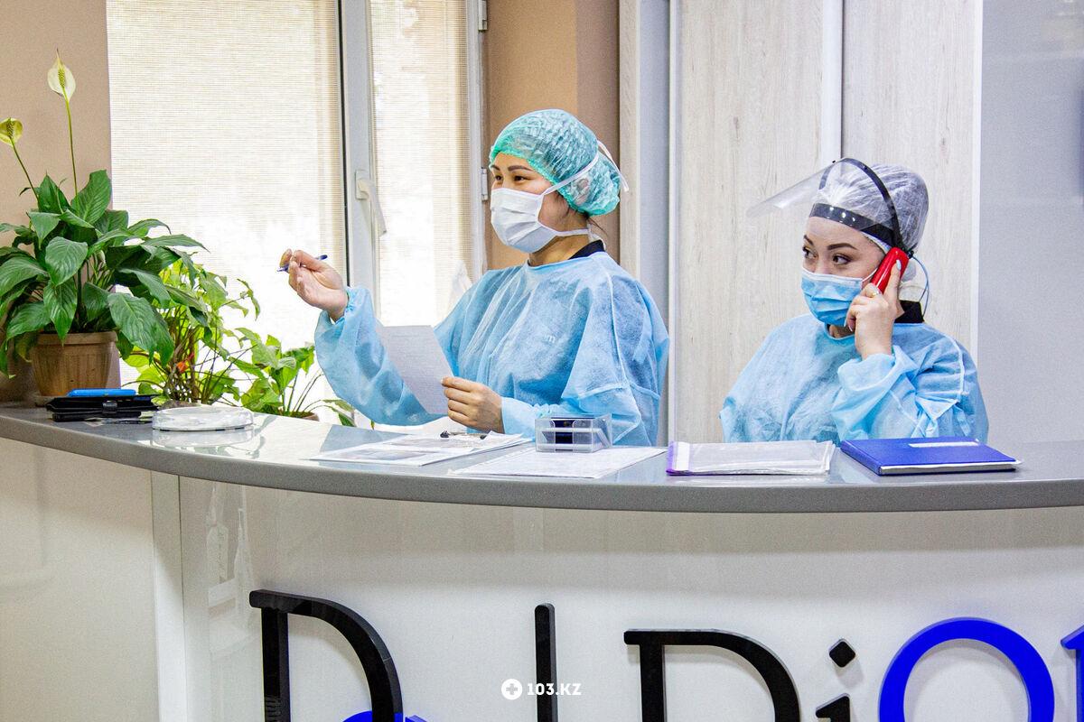 Галерея Стоматологическая клиника «Diol Stom (Диол Стом)» - фото 1629477