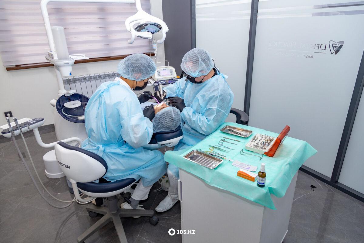 Dental Practice Aesthetic Centre Стоматологическая клиника «Dental Practice Aesthetic Centre (Дэнтал Прэктис Эстэтик Центр)» - фото 1604773