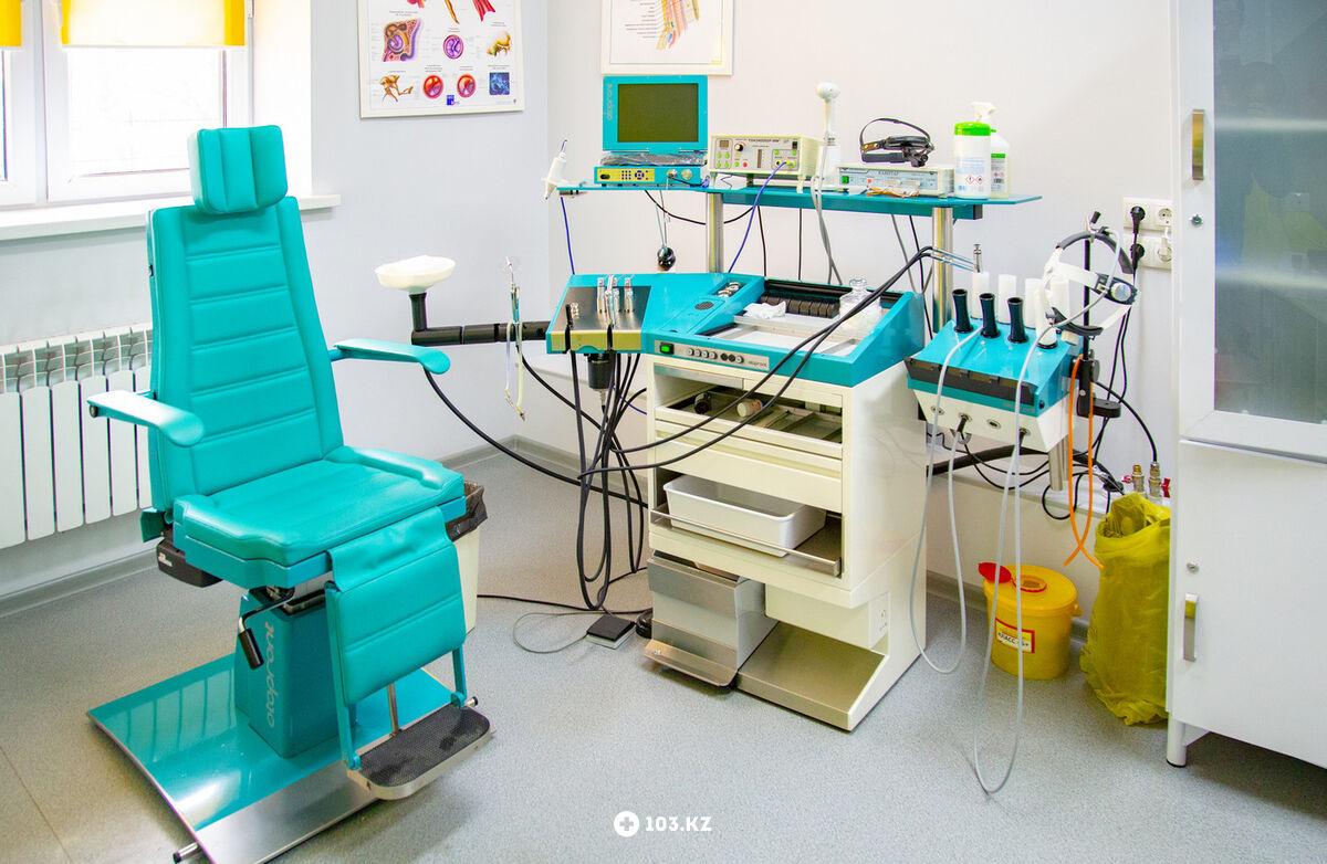 Интерьер Клиника «Лор clinic (Лор клиник)» - фото 1628875