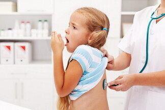 Хрипы в легких у ребенка