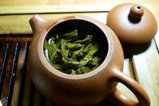Зеленый чай назвали напитком долголетия