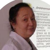 Абдрахманова Сагира Токсанбаевна