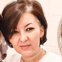 Ергаринова Даметкен Утегеновна