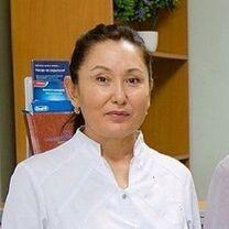 Бекбауова Ултай Байскановна