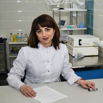 Байрамова Эльвира Могбатовна