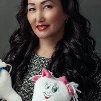 Алипова Гулсим Жолдыбаевна