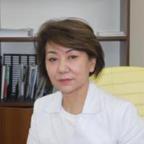 Рахимдилдаева Камиля Кашкинбаевна