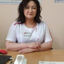 Сарсенова Марина Онгарбаевна