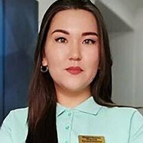 Мамытбекова Маржан Калмахановна