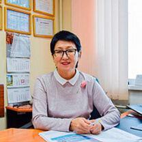 Сапарова Ляйлюм Тасбулатовна