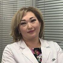 Маметжанова Шолпан Бурхановна