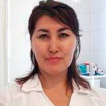 Садырбаева Лаура Рапилбековна