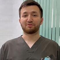 Муратов Джамшед Камолджонович