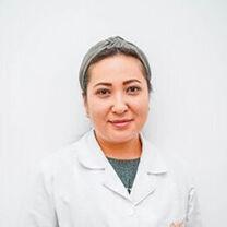 Беркимбаева Динара Калиевна