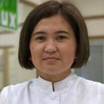 Жакупова Аяжан Каировна