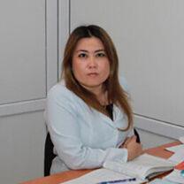 Омарова Мария Тлеулесовна