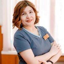 Ташимбетова Жанна Касымовна
