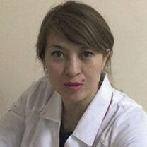 Алиева Шолпан Уркендовна