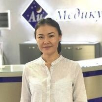 Бухарбаева Макпал Карихожаевна