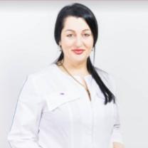 Купра Инга Зурабовна
