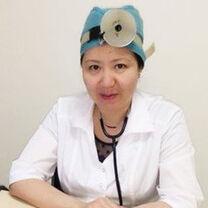 Калижарова Куралай Бактыбаевна