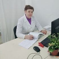 Тургаева Нина Александровна