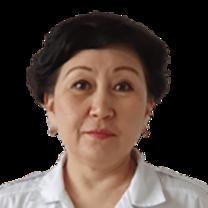 Балгужинова Алма Рахимжановна