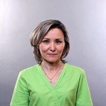 Саманова Нургуль Сериковна