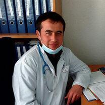 Халмантаев Кахрамон Абдираимович