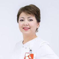 Бекетова Жанат Жанузаковна