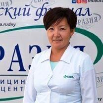 Сулейменова Аида Эдрисовна