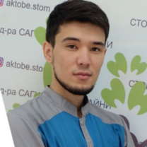 Мадениетов Нурсултан Болатович