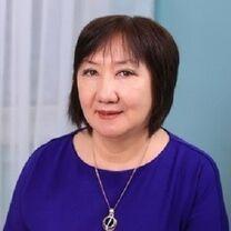 Орынбасарова Камила Калаубаевна